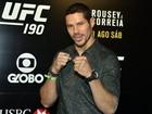 Grazi Massafera, Caio Castro e mais famosos conferem lutas do UFC 190 no Rio de Janeiro