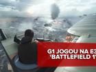 'Battlefield 1' é reprodução selvagem das trincheiras da 1ª Guerra; G1 jogou