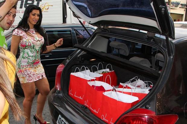 """Ellen Cardoso, a """"Mulher Moranguinho"""" (Foto: Thais Aline e Danilo Carvalho / Ag. Fio Condutor)"""