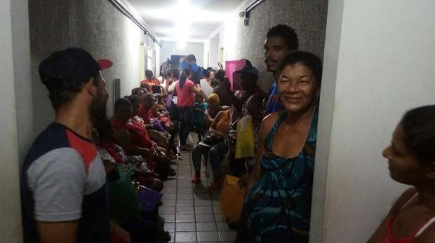 Grupos ocupam secretaria por cadastramento no Minha Casa, Minha Vida (Foto: Divulgação / Via do Trabalho)