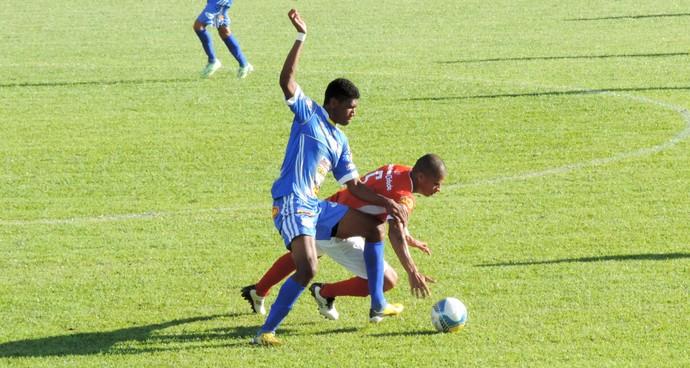 Noroeste x Fernandópolis - Segunda divisão do Campeonato Paulista (Foto: Sérgio Pais )