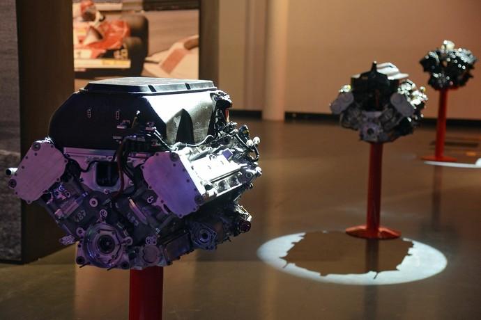 Motor Ferrari 059/3 (Foto: Divulgação)