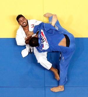 Nacif Elias do Judô (Foto: Reuters)