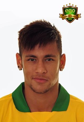 Voce escolhe o penteado de Neymar na brincadeira do EGO para a Copa (Foto: Reprodução)