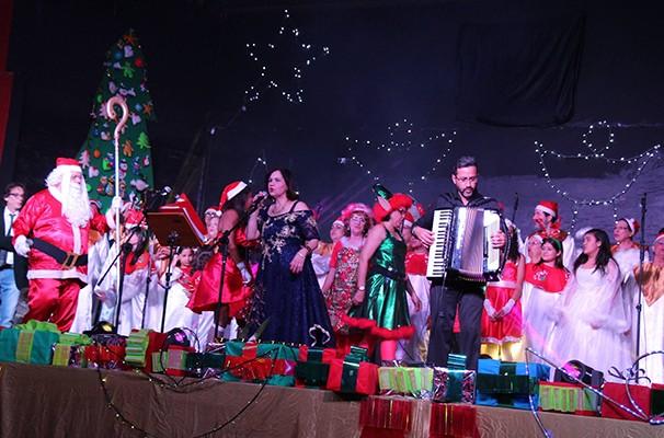 Apresentações aconteceram nos dias 17 e 18 de dezembro  (Foto: Divulgação)