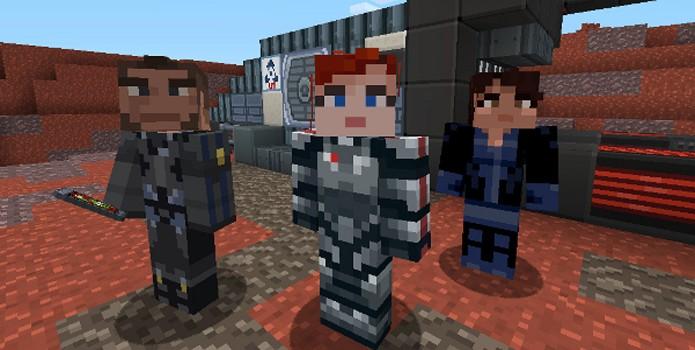 Prepare-se para explorar os confins de Marte com seus companheiros de Mass Effect (Foto: cinemablend.com)
