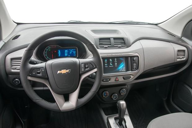 Chevrolet Spin 2018 (Foto: Divulgação)