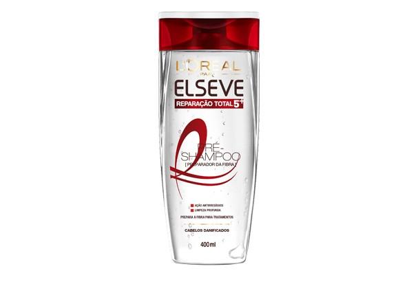 Pré-Shampoo Elséve (Foto: Divulgação)