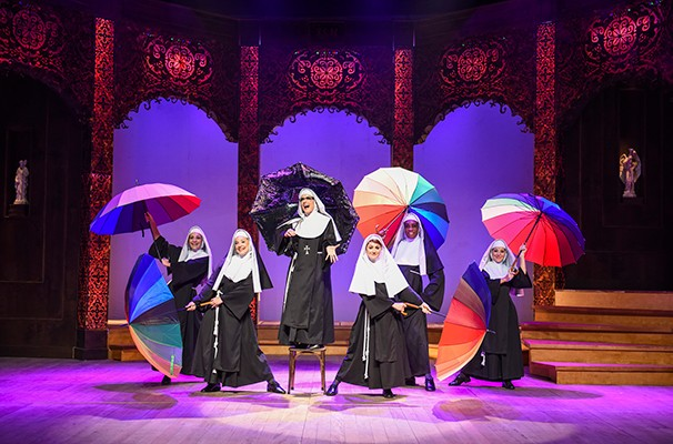 """Paródia musical da Broadway, """"As Noviças Rebeldes"""" é uma boa pedida para diversão (Foto: Divulgação)"""
