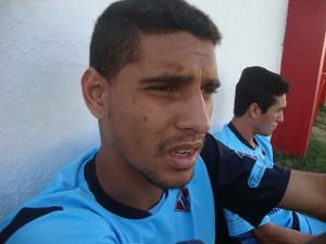 Daniel Amorim Tombense (Foto: Bruno Ribeiro)
