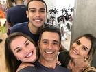 Sergio Malheiros mostra bastidores da nova temporada de 'Malhação'