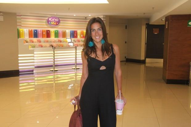 Carol Barcellos (Foto: Thyago Andrade- Brazilnews)