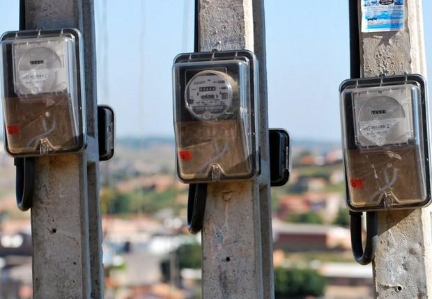 Energia elétrica ; conta de luz ;  (Foto: Arquivo/Agência Brasil)
