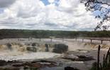 Esperantina encanta com cachoeira e música
