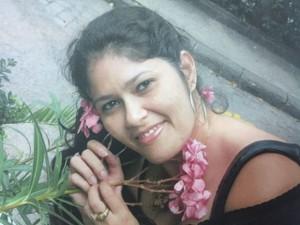 Luciane tinha 43 anos, era funcionária pública e não queria voltar com o ex-marido (Foto: Polícia Civil/ Divulgação)