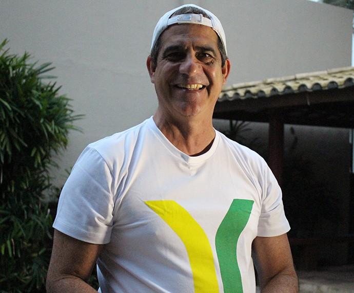 Durval Lelys fala sobre a expectativa para o Brasilian Day (Foto: Divulgação)