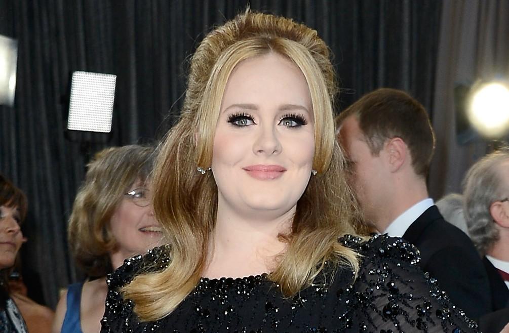 Adele, de 26 anos: 32 milhões de dólares (cerca de 72,5 milhões de reais). (Foto: Getty Images)