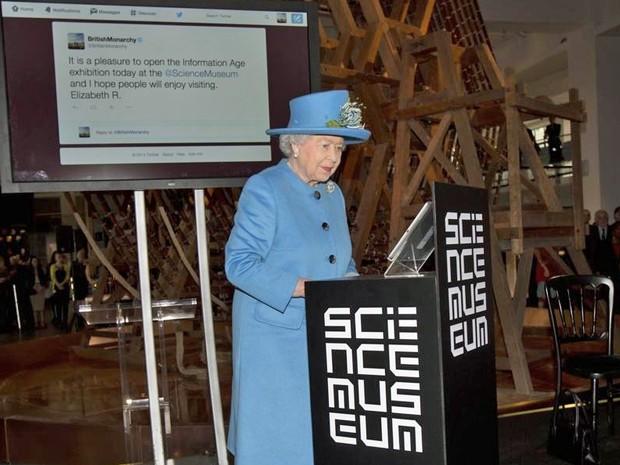 (Foto: Reprodução/Twitter Science Museum)