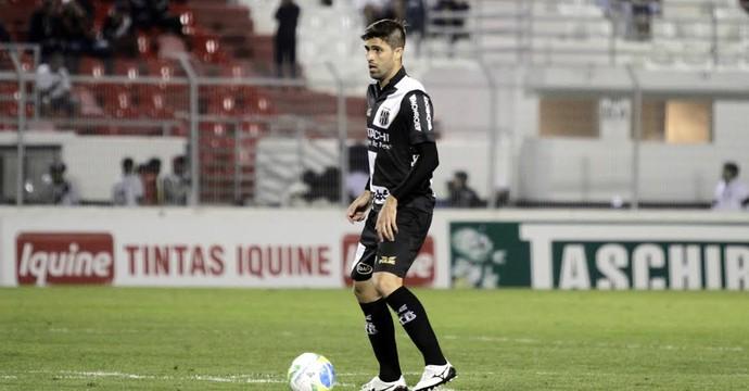 Diego Sacoman zagueiro Ponte Preta (Foto: Victor Hafner / PontePress)