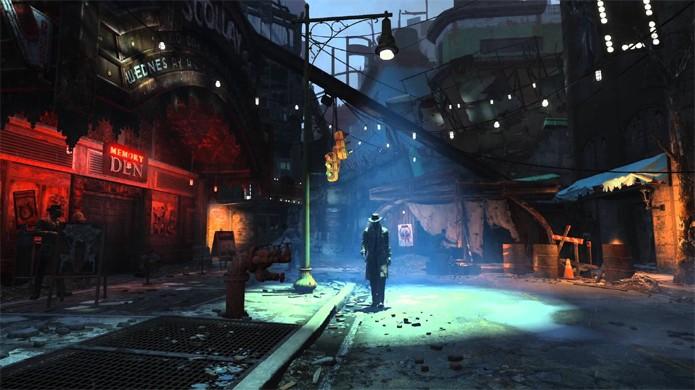 Fallout 4 se passará em uma versão pós-apocalíptica de Boston no PlayStation 4, Xbox One e PC (Foto: Reprodução/IGN)