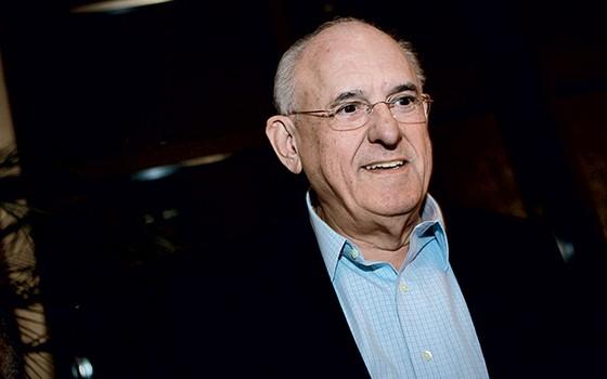 O jurista Nelson Jobim (Foto: Zanone Fraissat/Folhapress)