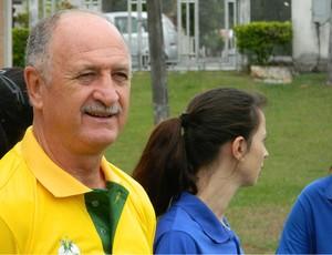 Luiz Felipe Scolari, Felipão, treinador de futebol (Foto: Guto Marchiori/Globoesporte.com)