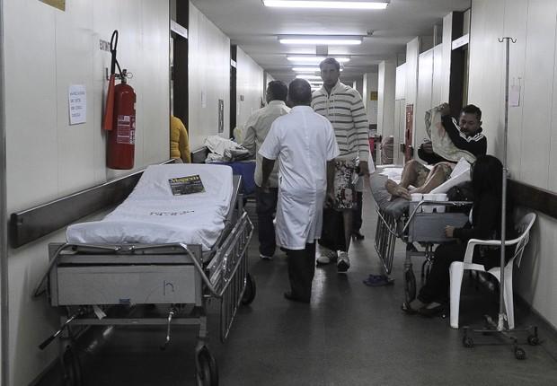 Saúde ; atendimento em hospital público ; sistema público de saúde ;  (Foto: Antonio Cruz/Agência Brasil)