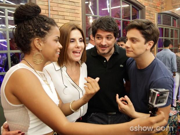 (Foto: Raphael Dias / TV Globo)
