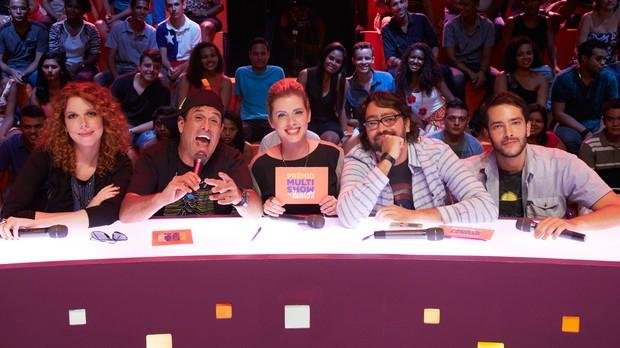 Prmio Multishow de Humor 2015 (Foto: Juliana Coutinho)