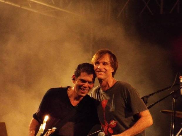 Dado Villa-Lobos e Marcelo Bonfá (Foto: Divulgação)