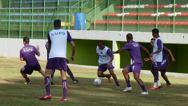 Guarani Bugre Jogadores (Foto: Warley Menezes / Guarani FC)