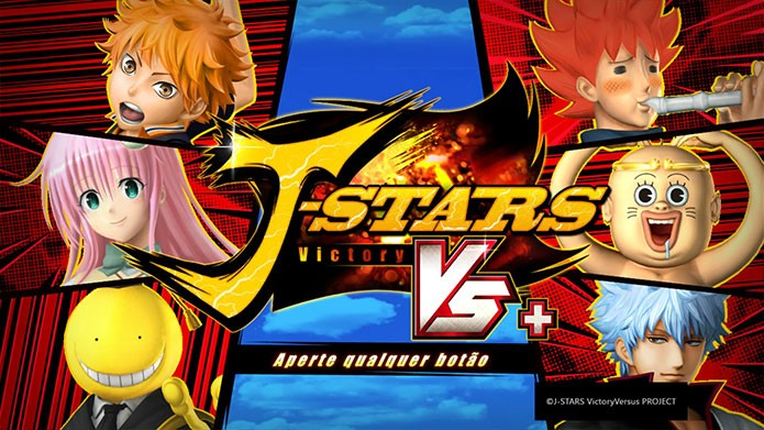 Review J-Stars Victory Vs+ | TechTudo