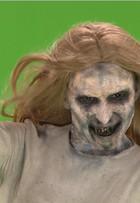 Silvio Santos produz versão ainda mais assustadora de 'Menina Fantasma'