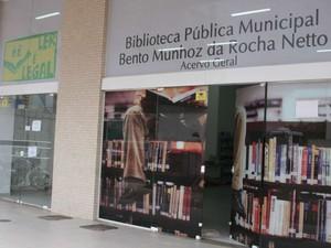 Na Biblioteca Central, haverá oficinas de pintura, piquenique e exposições. (Foto: Prefeitura de Maringá/Divulgação)