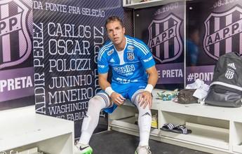 Parcial do Armandão: Marcelo Lomba fecha o gol e assume a liderança