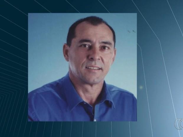 Júlio César Carneiro, investigado na Operação Carne Fraca, foi exonerado em Goiás (Foto: Reprodução/TV Anhanguera)
