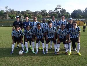 Grêmio; Sub-20 (Foto: Reprodução / Site Oficial do Grêmio)