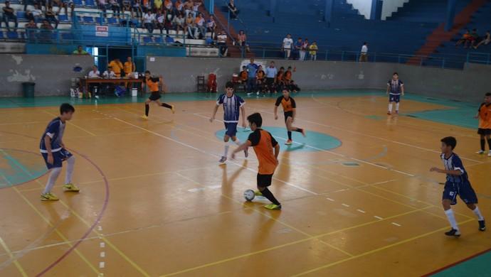 Vitória por WO e clássico abriram rodada de futsal nos Jogos Escolares  (Foto  Rafael c3d695371977a
