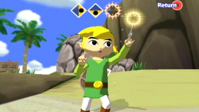 The Legend of Zelda: The Wind Waker parecia um desenho animado em movimento (Foto: Reprodução/GameSpot)
