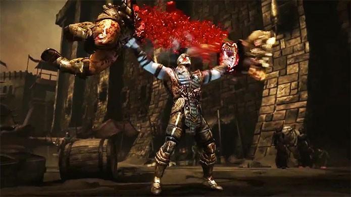 Mortal Kombat X (Foto: Divulgação)