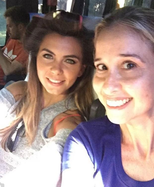 Letícia Datena e Julyana Caldas (Foto: Reprodução/Instagram)