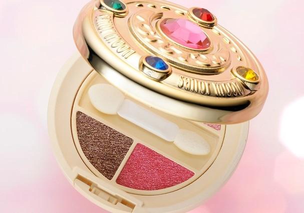 Sailor Moon Prism Eyeshadow Compact (Foto: Divulgação)