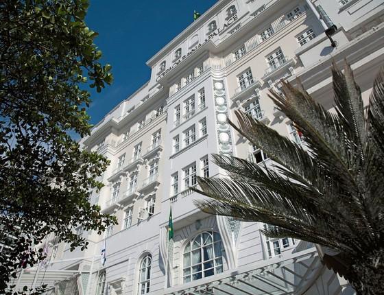 O glamour do Copacabana Palace (Foto:  J.L. Bulcão/Pulsar)