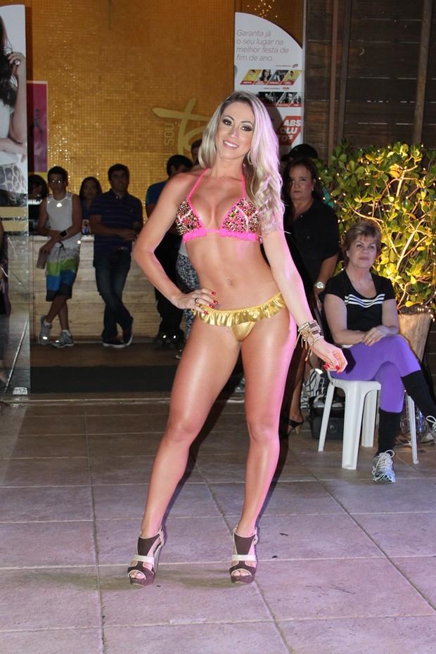 Carol Narizinho (Foto: Ag. Fio Condutor)