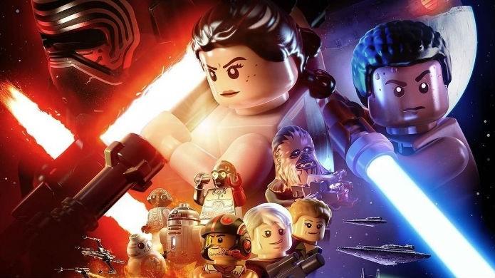 Melhores jogos para 3DS de 2016: LEGO Star Wars the Force Awakens (Foto: Divulgação/TT Games)