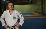 "Douglas Brose lidera luta por caratê olímpico em 2020: ""Vai mudar tudo"" (Renan Koerich)"