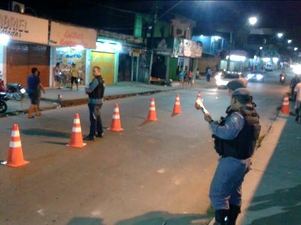 Operação da Lei Seca deve continuar durante o Carnaval (Foto: Divulgação/Detran)