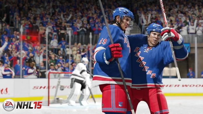 NHL 15 (Foto: Divulgação)