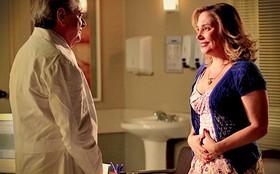 Monalisa descobre que está grávida