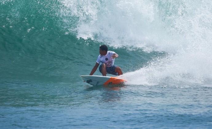 Weslley Dantas surfista (Foto: Divulgação/WSL)
